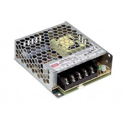 ITE SWITCHING POWER SUPPLY - SINGLE OUTPUT - 50 W - 12 V - CLOSED FRAME - FOR PROFESSIONAL USE ONLY