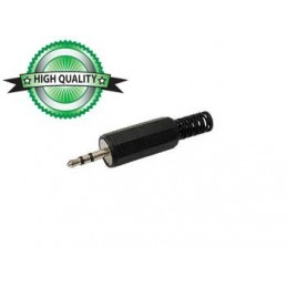 JACK MALE 2.5mm STEREO -...