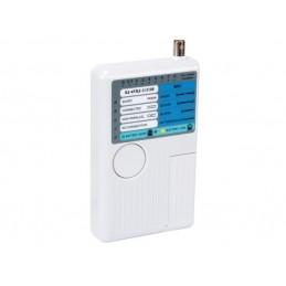TESTEUR USB/LAN POUR USB-A,...