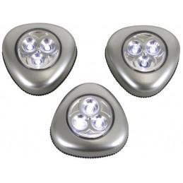 LAMPES LED AUTOADHÉSIVES -...