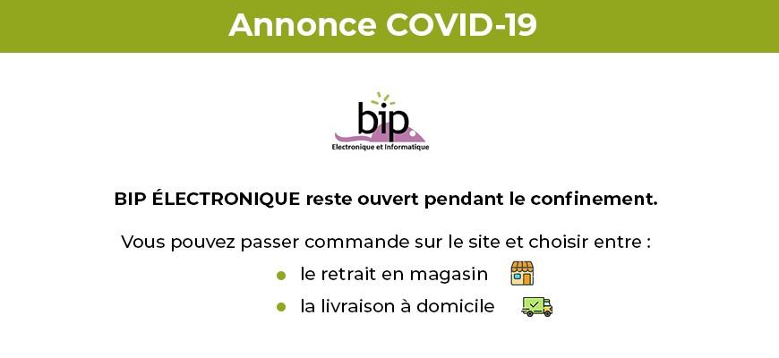 Annonce COVID